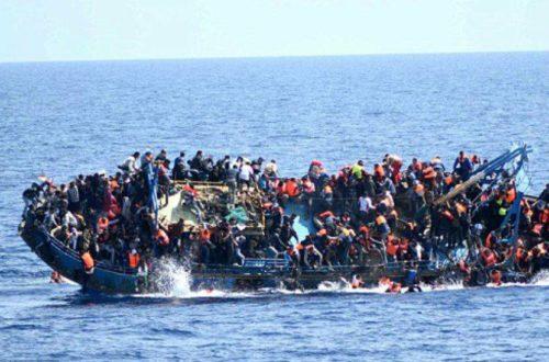 Article : migrants africains:  l'Europe  dans une rescousse « forcée » via le 5ème sommet UAUE