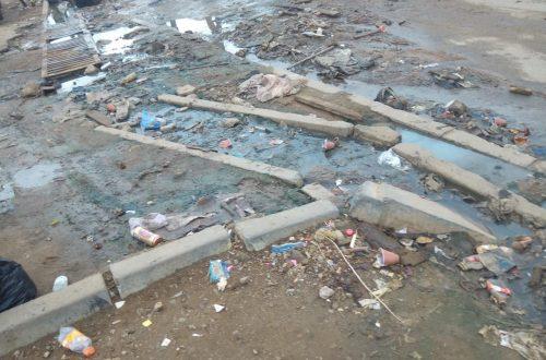 Article : La gare de wôrô-wôrô d'Akouédo est devenue un dépotoir !