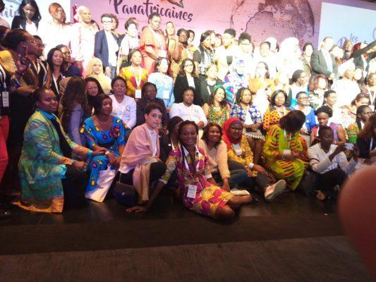 les pananfricaines institutionalisent le réseau