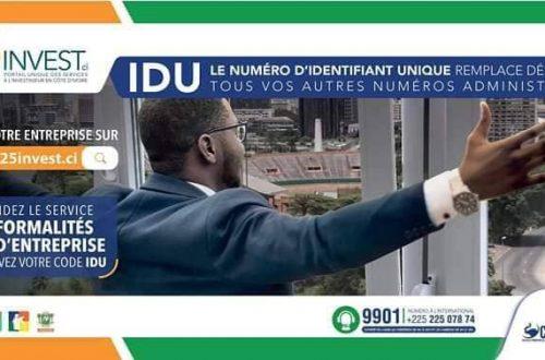 Article : 225invest Côte d'Ivoire, la solution pour l'investisseur