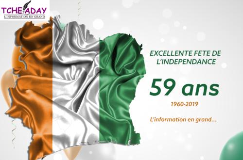 Article : 59 ans d'indépendance de la Côte d'Ivoire : une véritable réconciliation s'impose