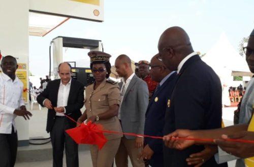 Article : Vivo Energy CI inaugure sa 222ème station-service shell à Toumodi